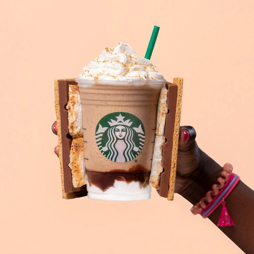 Starbucks S'mores Frappuccino April 2019
