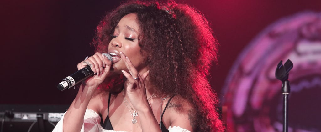 SZA's Favorite Form of Self-Care Is Something We All Can Do