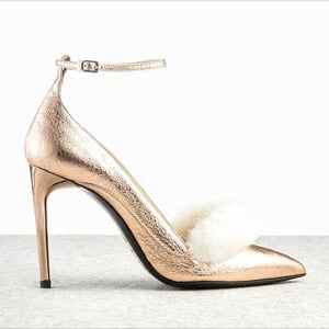 Eugenia Kim's Shoe Line