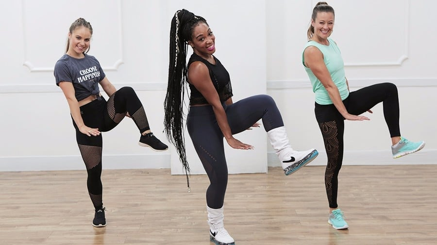Bring Some Groove to Your HIIT Training With Hip-Hop Tabata