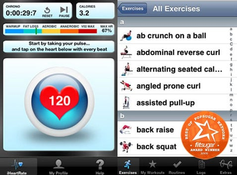 iPhone Apps Lead the Pack in Fitness Trends