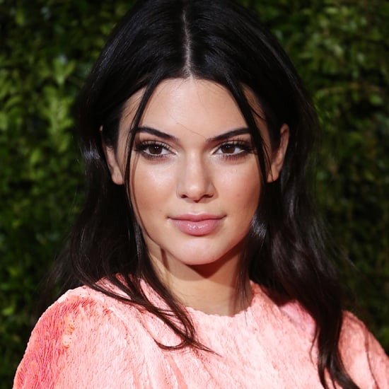 Kendall Jenner's Calvin Klein Dress at the Tony Awards 2015