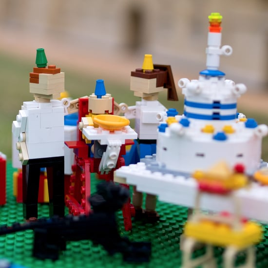 Lego Version of Prince George's First Birthday Party