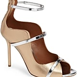 Malone Souliers by Roy Luwolt Mika Triple Band Sandal