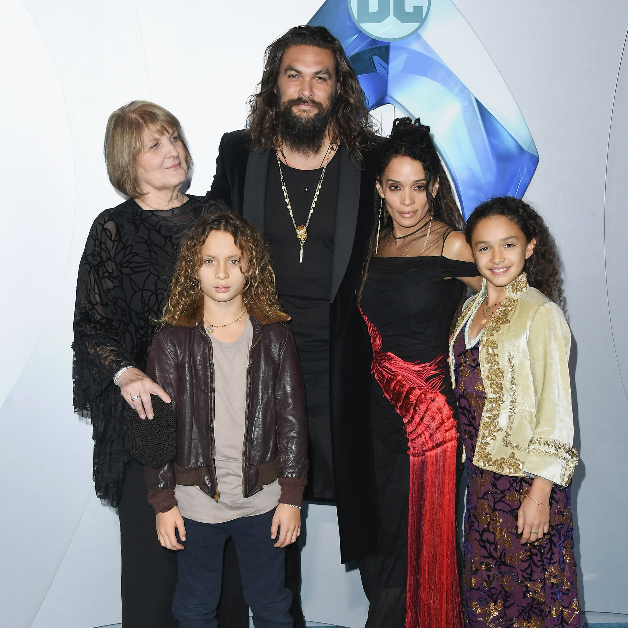How Many Kids Does Jason Momoa Have Popsugar Family