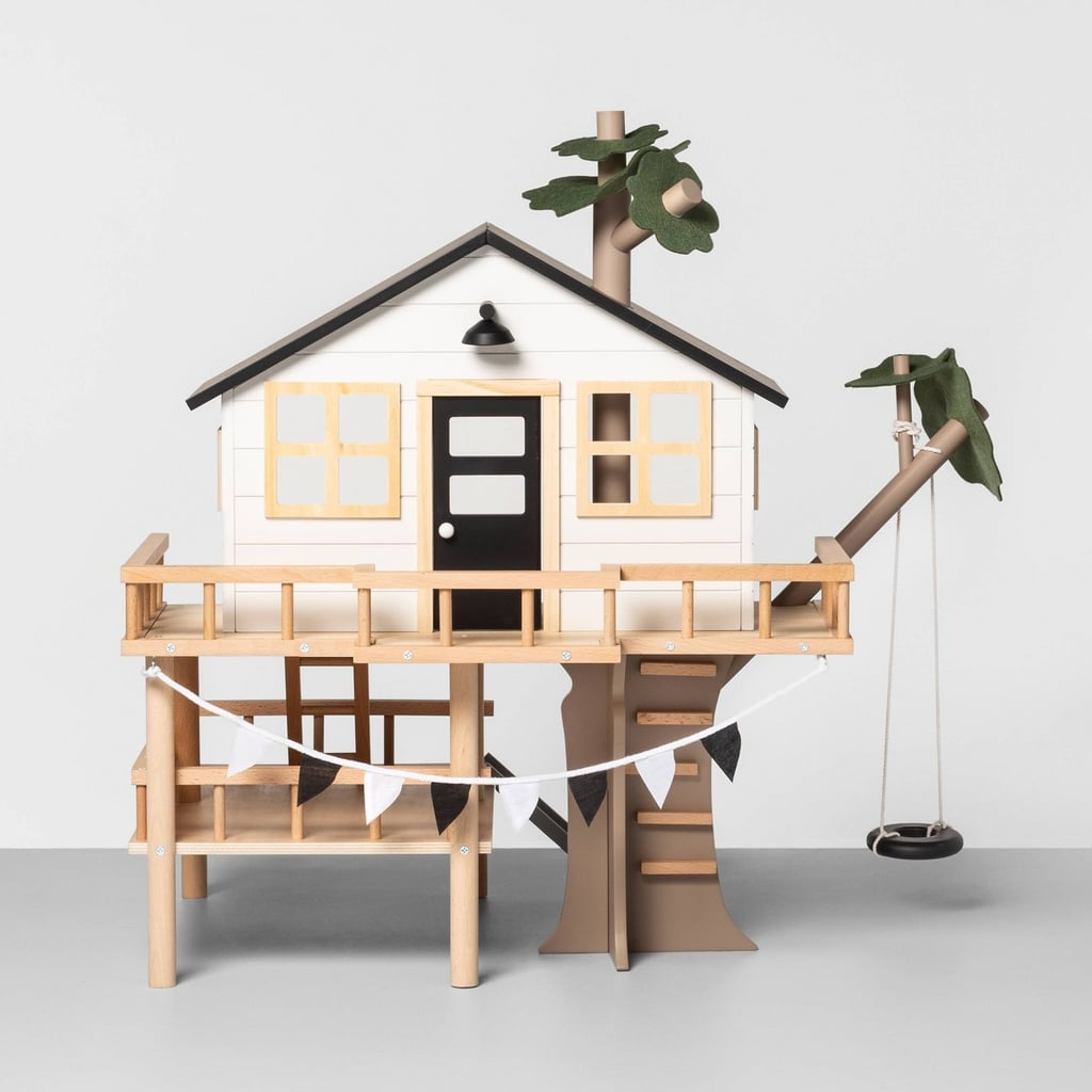 Target's Wooden Toy Treehouse is Here to Make You Wish it Came in Your Size