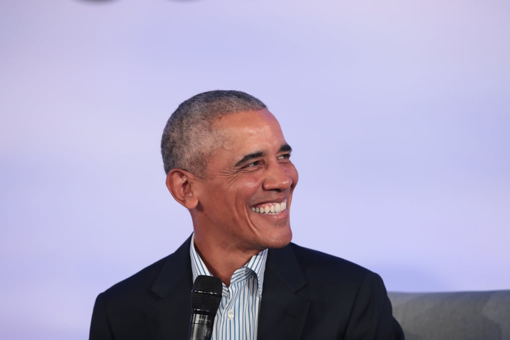 """Obama believes his presidency played a role in Donald Trump's rise and the dark transformation of the Republican party. """"It was as if my very presence in the White House had triggered a deep-seated panic, a sense that the natural order had been disrupted,"""" he wrote. """"Which is exactly what Donald Trump understood when he started peddling assertions that I had not been born in the United States and was thus an illegitimate president. For millions of Americans spooked by a Black man in the White House, he promised an elixir for their racial anxiety."""" Similarly, he says the ideological shift in the Republican party can be traced back to when John McCain chose Sarah Palin as his running mate during the 2008 campaign. """"Through Palin, it seemed as if the dark spirits that had long been lurking on the edges of the modern Republican Party — xenophobia, anti intellectualism, paranoid conspiracy theories, an antipathy toward Black and brown folks — were finding their way to center stage."""""""