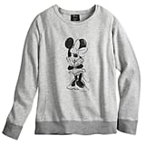 Minnie Mouse Sweatshirt by David Lerner ($120)