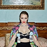 Rachel McAdams Breast Pump Photo Shoot December 2018