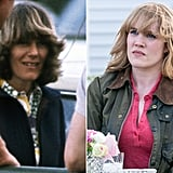 Camilla Parker Bowles and Emerald Fennell
