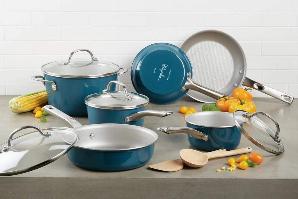 ayesha curry aluminum cookware set best gifts 2017