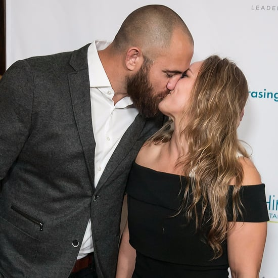 Ronda Rousey and Travis Browne's Cute Pictures