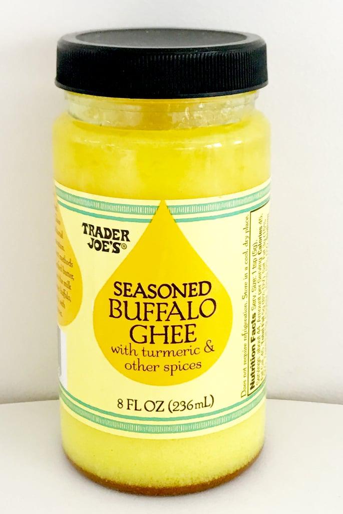 Seasoned Buffalo Ghee ($4)