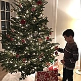 It's Beginning to Look a Lot Like Christmas at Jennifer Lopez and Alex Rodriguez's House