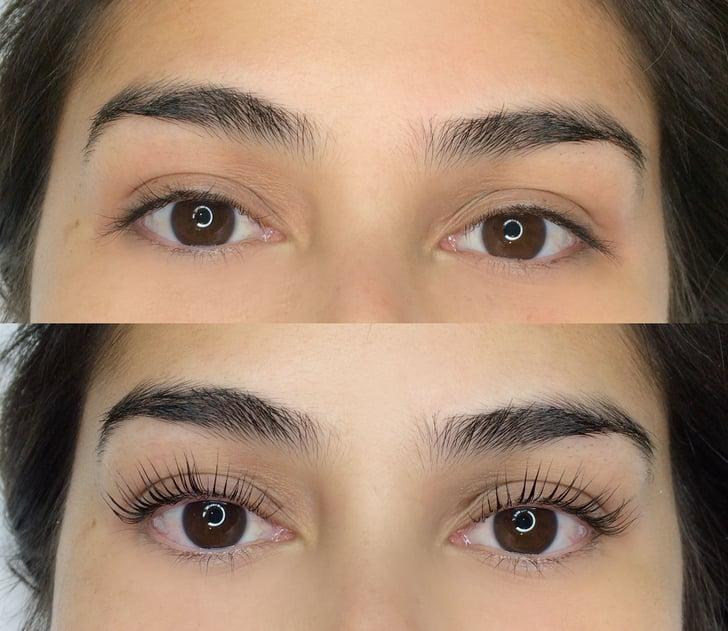 Lash Lifts vs  Lash Extensions | POPSUGAR Beauty