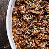 Bourbon Sweet Potato Casserole With Bacon and Pecans