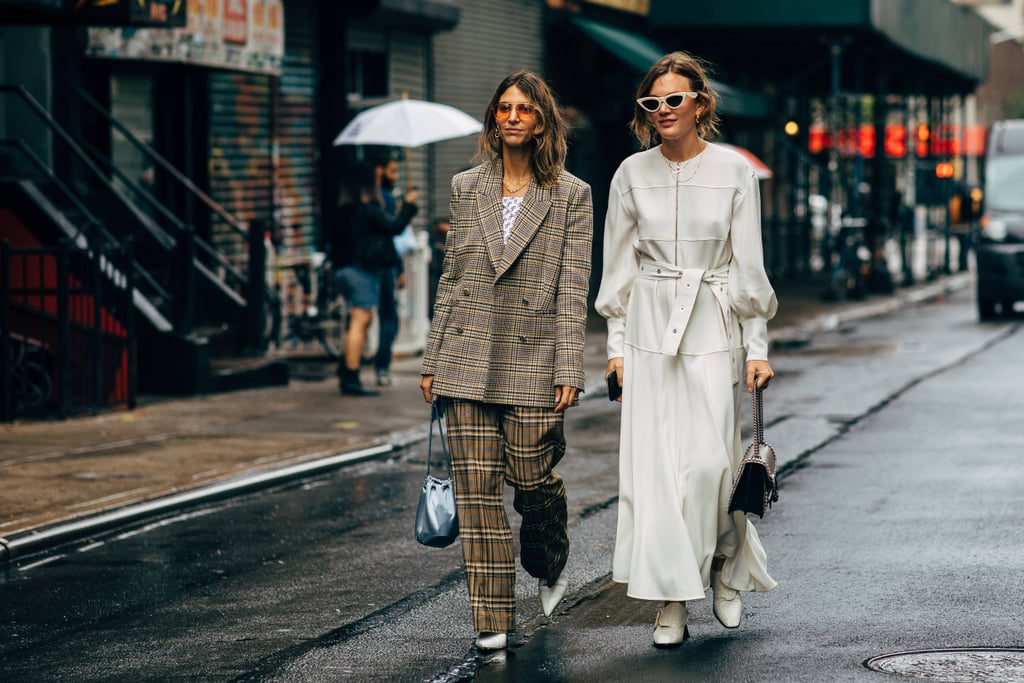 new york fashion week street style spring 2019 popsugar