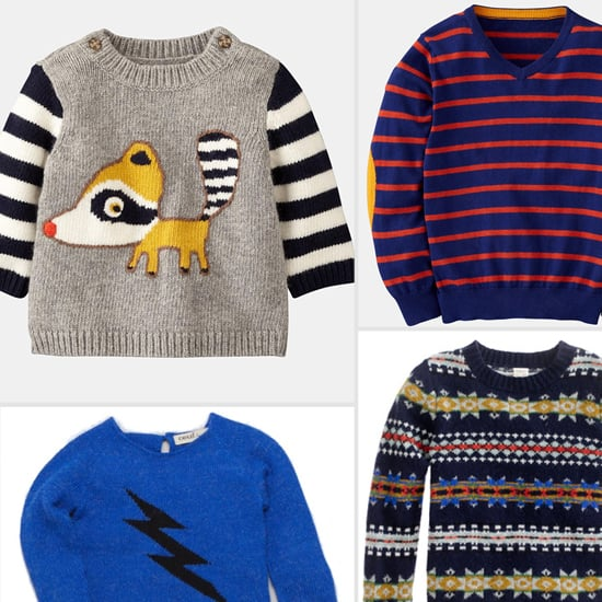 Boys Sweaters For Fall 2012 | POPSUGAR Moms