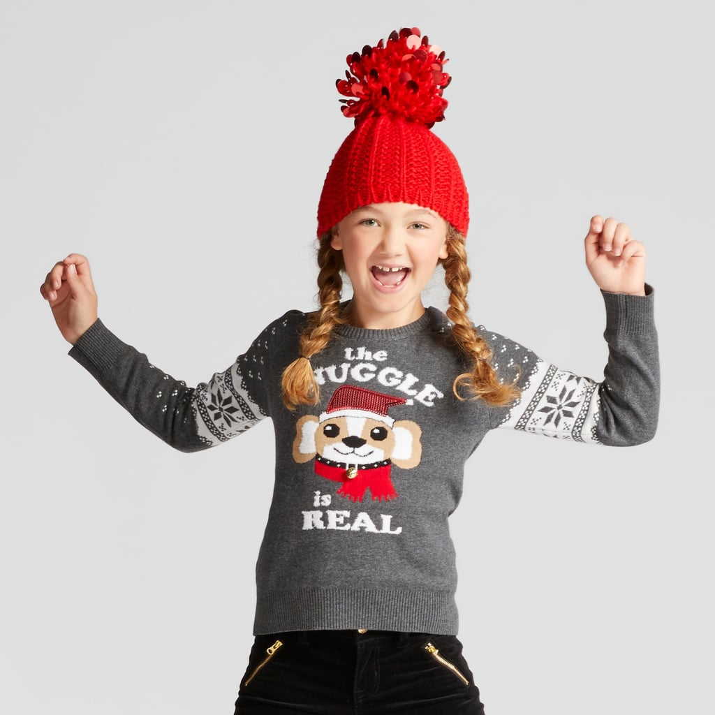 The Snuggle Is Real Ugly Christmas Sweater | Ugly Christmas Sweaters ...