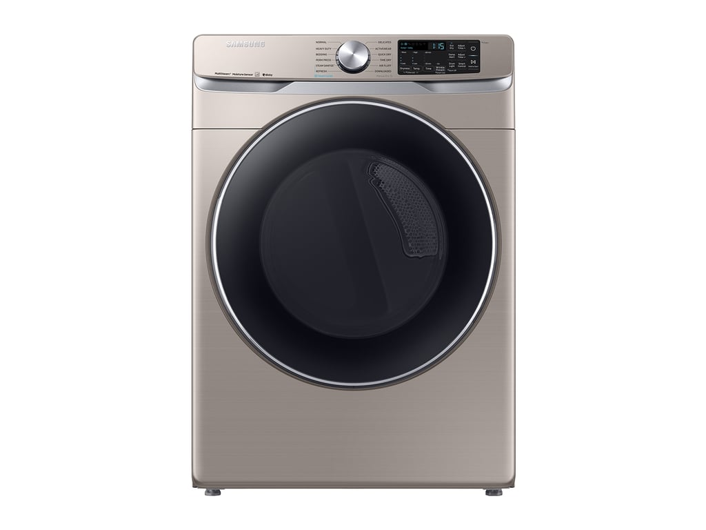 Smart Electric Dryer with Steam Sanitize+