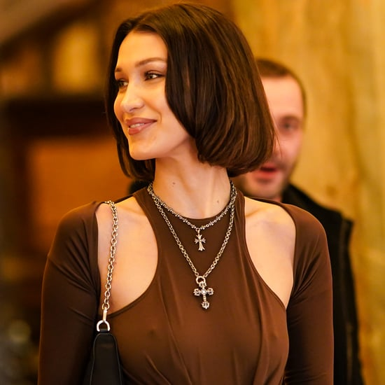 Bella Hadid Chopped Off Her Hair and Dyed It Black