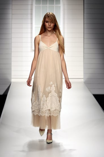Fleur Wood Launched Bridal Line of Wedding Dresses and Bridesmaid Dresses. We Interview the Designer!