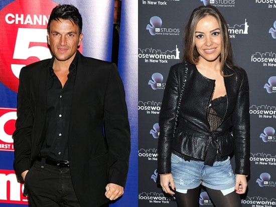 Pictures of Peter Andre and Reported New Girlfriend Elen Rivas Who Are Reportedly Dating