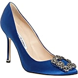 Carrie Bradshaw's Manolo Blahnik Jewel Pump