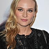 Diane Kruger looked lovely during her night out.