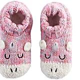 Unicorn Knit Slipper Socks