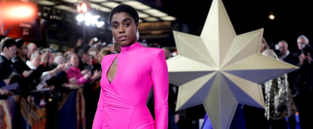 Lashana Lynch Talks Being the First Black Female 007