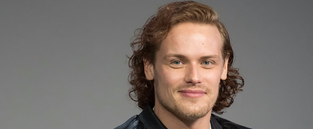 38 Pictures of Sam Heughan That Will Steam Up Your Computer Screen