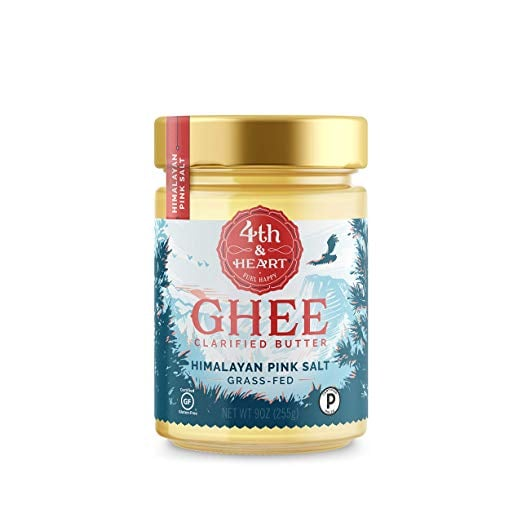 4th & Heart Himalayan Pink Salt Ghee