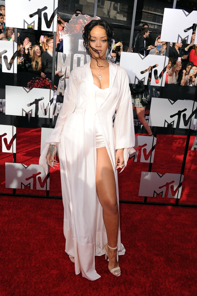 Rihanna at the 2014 MTV Movie Awards