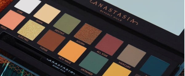 Everything You Need to Know About Anastasia Beverly Hills' Subculture Palette