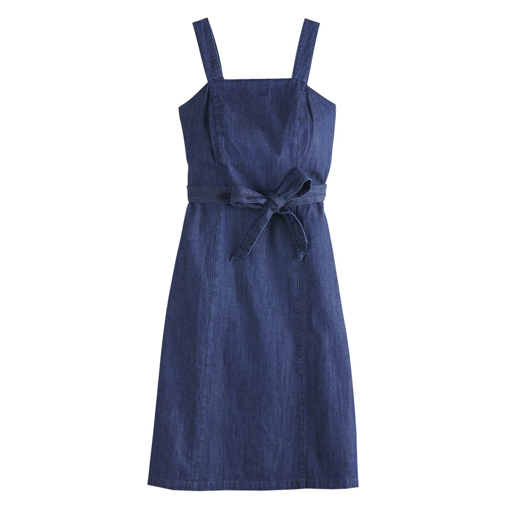 POPSUGAR Collection at Kohl's Belted Denim Dress