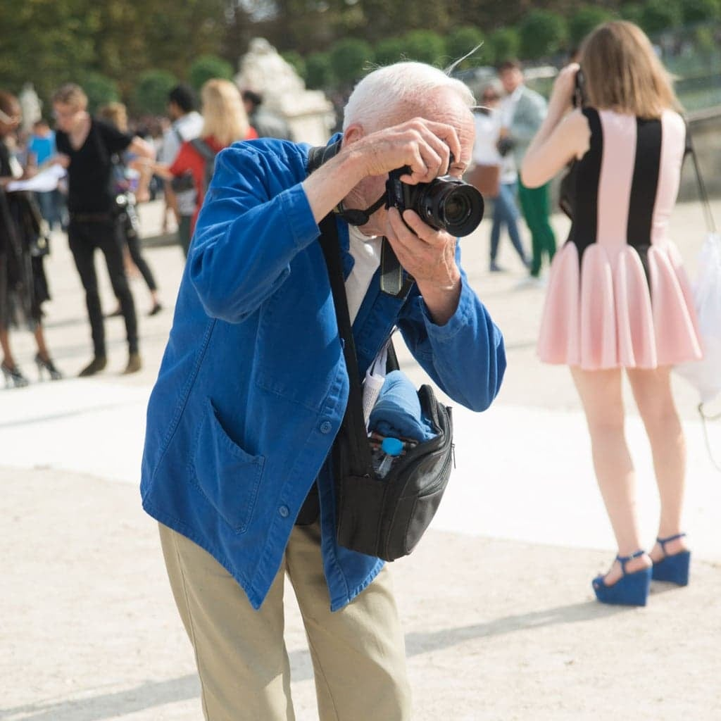 Reactions to Photographer Bill Cunningham's Death