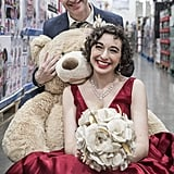 Couple Gets Married at Costco 2018