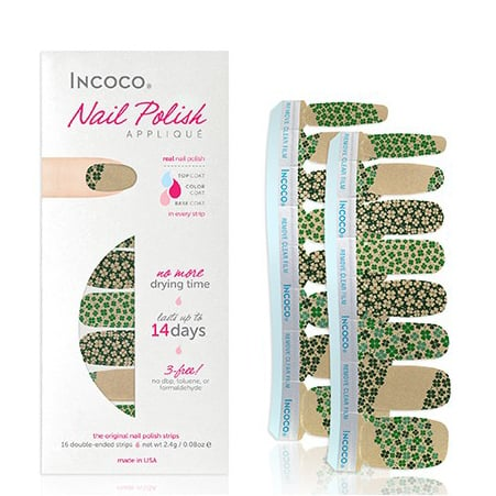 Incoco nail strips in clover fields ($9)