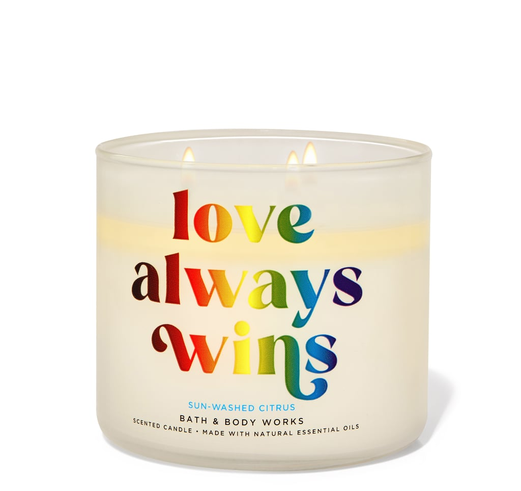 Shop Bath & Body Works' New Love Always Wins Collection