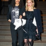 Luka Sabbat and Chloë Sevigny at Marc Jacobs's Wedding