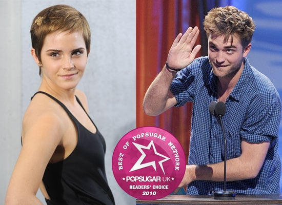 Best of 2010 Poll Result Your Favourite British Actor and Actress