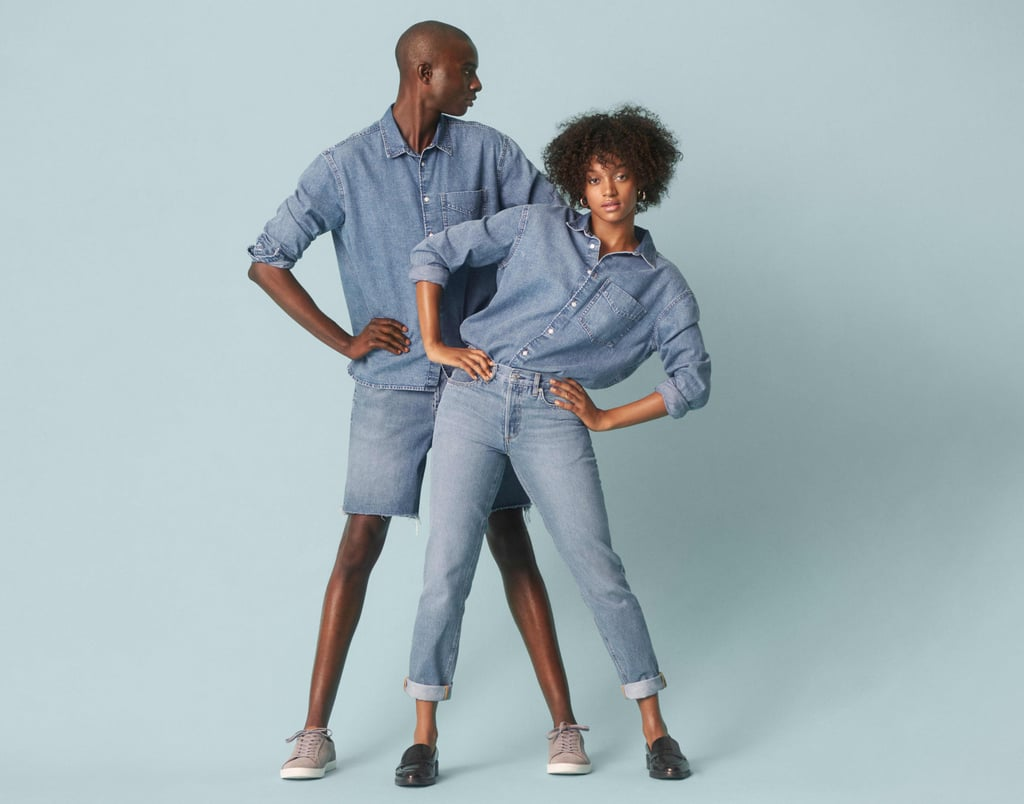 Our Denim-Loving Hearts Are Obsessed With H&M's New Unisex Collection