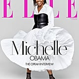 Michelle Obama on Marriage Counseling in Elle December 2018
