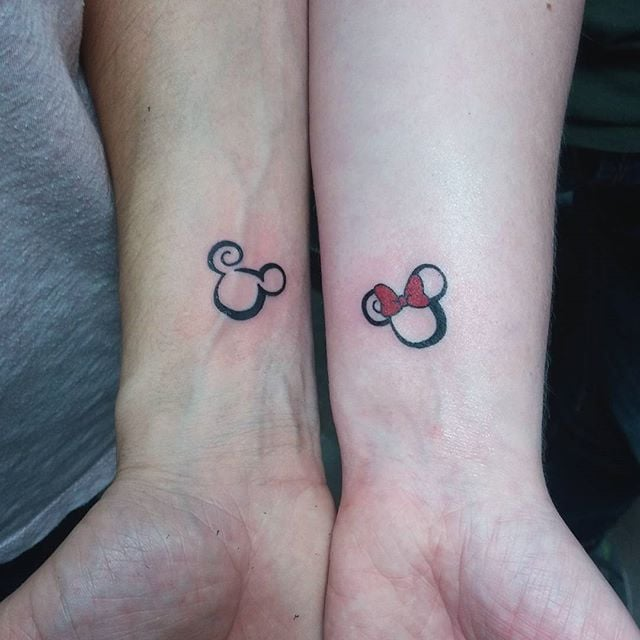 Matching Tattoo Ideas Popsugar Love Sex