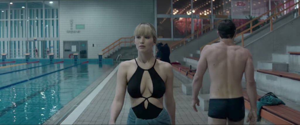 Look No Further! Here's Where to Buy J Law's Sexy 1-Piece From Red Sparrow