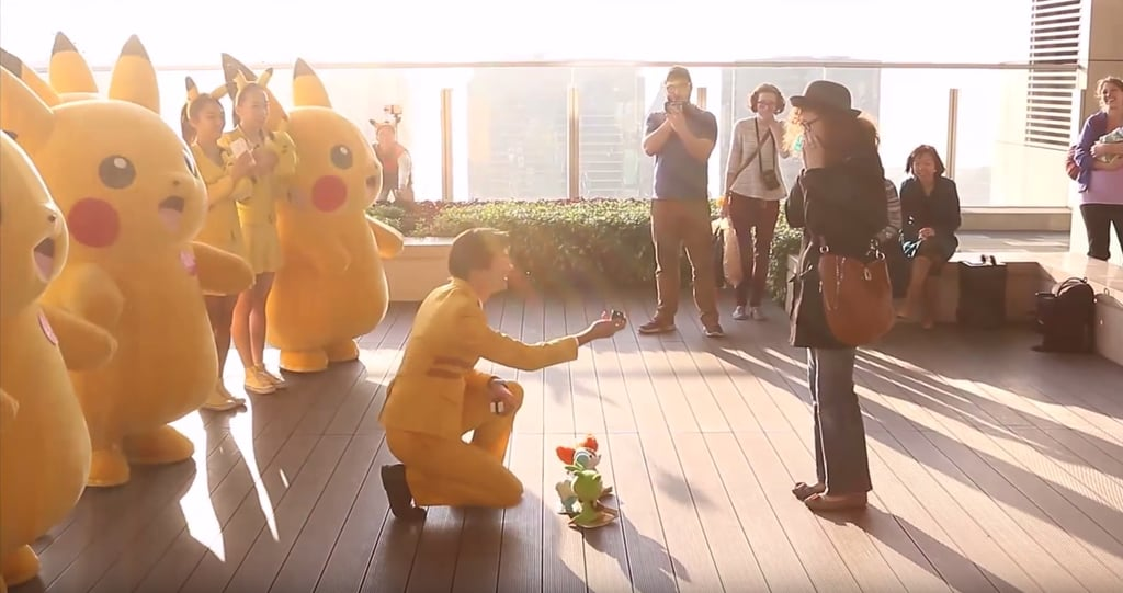 Best Ever Geeky Wedding Proposal Videos