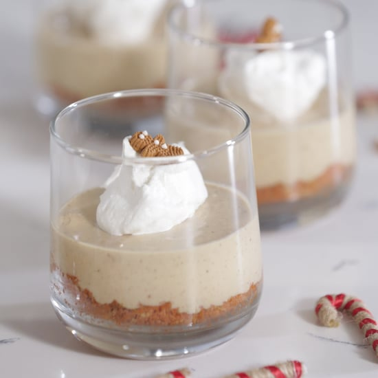 No-Bake Gingerbread Cheesecake Recipe