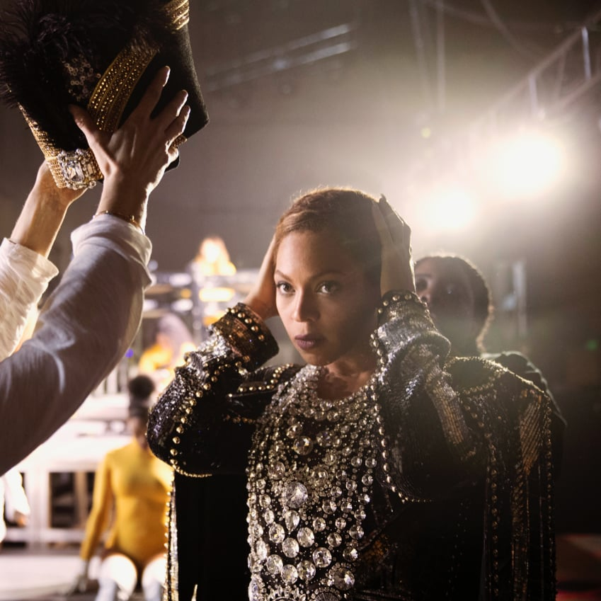 44278e71499 Best Moments From Beyoncé Homecoming Documentary on Netflix | POPSUGAR  Entertainment