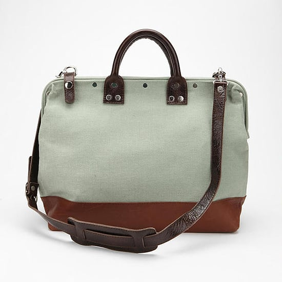 Nuana Kane Canvas Doctor Bag, $228